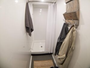 Inside 6 Station Shower